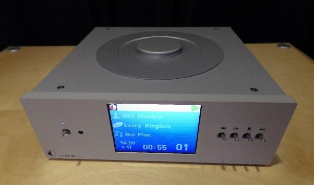 pro ject audio cd box s 2