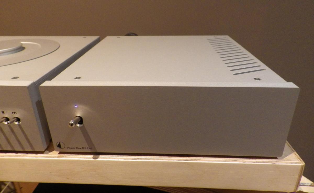 Deco Audio Pro-ject Unibox power supplies